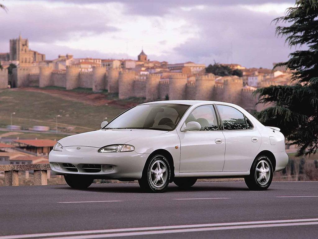 Hyundai Lantra / Elantra II J2 / RD