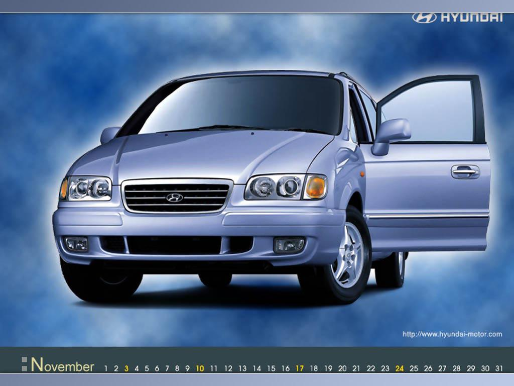 Hyundai Trajet | Foto 100