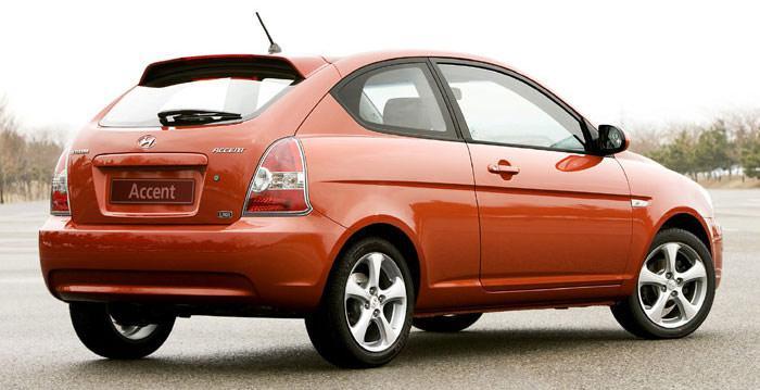 hyundai accent 2011. 2006 Hyundai Accent