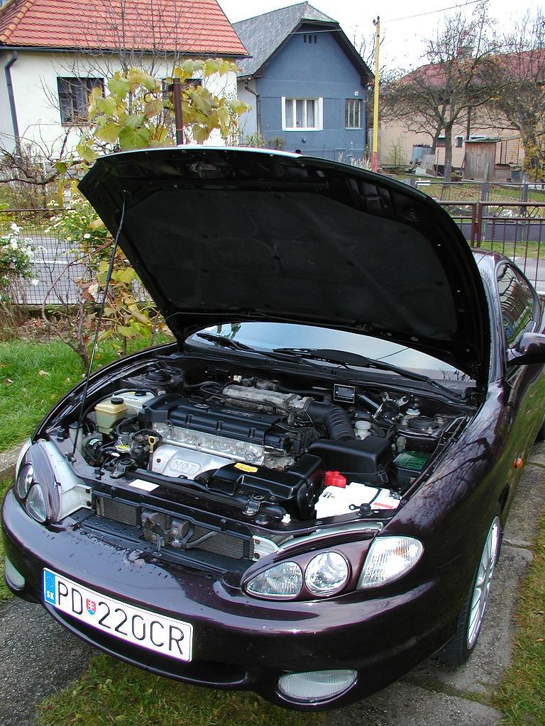 1998 Hyundai Coupe Tiburon